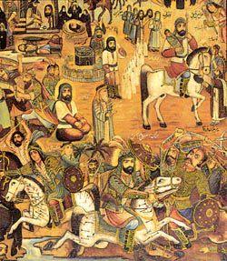 روز تاسوعا - واقعه کربلا