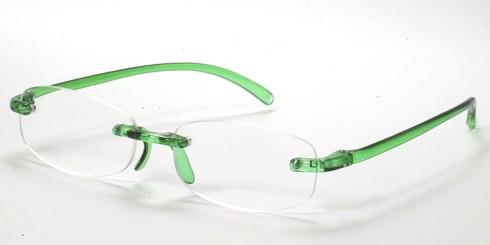 عینک مخصوص مشاهده چاکرای قلب (چون رنگ دسته سبز است)